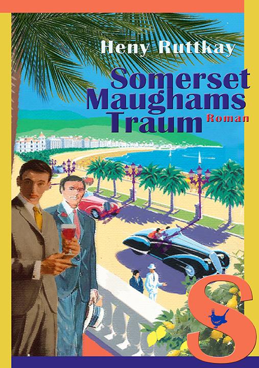 Somerset Maughams Traum (© Größenwahn Verlag)